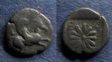 Ancient Coins - Ionia, Erythrai 480-450 BC, Diobol