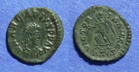 Ancient Coins - Roman Empire, Arcadius 383-408, AE4