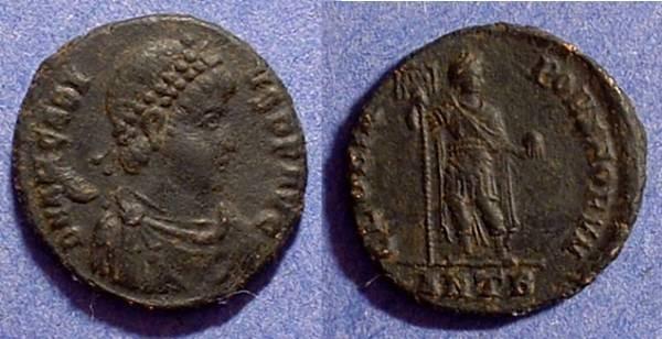 Ancient Coins - Arcadius 383-408AD AE2