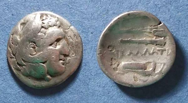 Ancient Coins - Moesia, Kallatis Circa 250 BC, Drachm