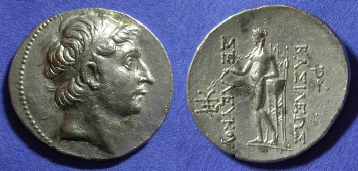 Ancient Coins - Seleucid Kingdom –Seleucus II Callinicus 246-226 BC – Tetradrachm