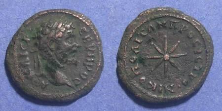 Ancient Coins - Roman Nikopolis, Septimius Severus 193-217 AD, AE17