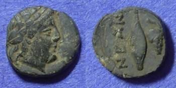 Ancient Coins - Neandria Troas AE10 Circa 320 BC