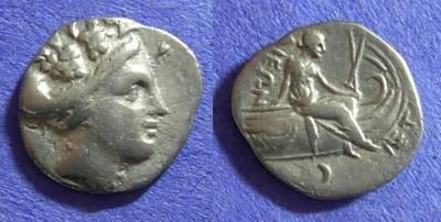 Ancient Coins - Histiaea Euboea – Tetrobol