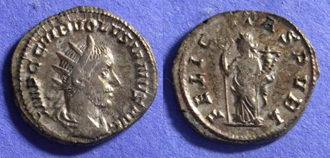 Ancient Coins - Volusian 251-253 Antoninianus