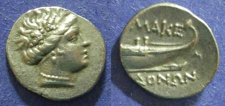 Ancient Coins - Macedonian Kingdom, Philip V & Perseus 187-168 BC, Tetrobol