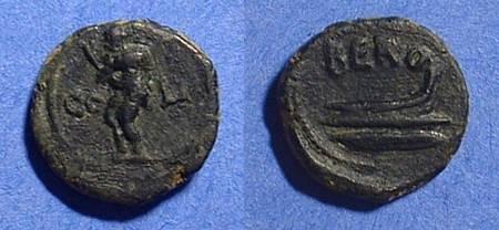 Ancient Coins - Roman Berytus Phoenicia 1st century BC