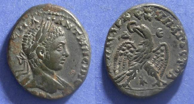 Ancient Coins - Antioch, Elagabalus 218-222, Tetradrachm
