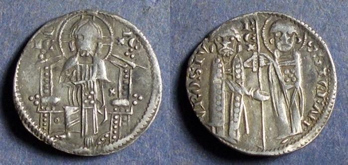 World Coins - Serbia, Stefan Uros II 1282-1321, Grosh