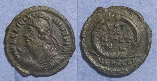 Ancient Coins - Roman Empire, Julian II 361-3, AE 3