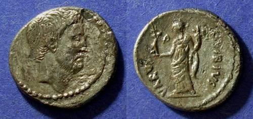 Ancient Coins - Roman Imperatorial, Marc Antony 43-31 BC, Denarius