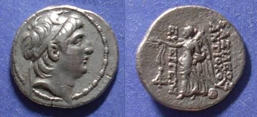 Ancient Coins - Seluecid Kingdom, Antiochos VII 138-129 BC, Drachm