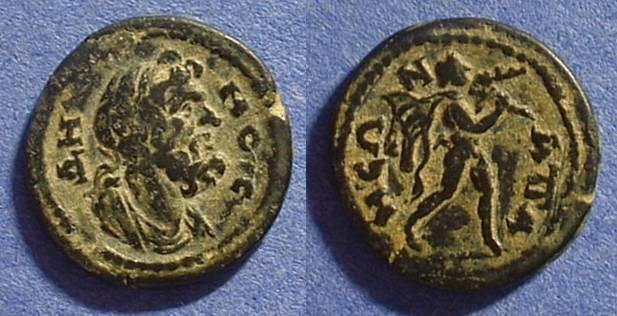 Ancient Coins - Apameia (AKA Apamaea ) Phrygia - AE 19mm - 3rd Century AD