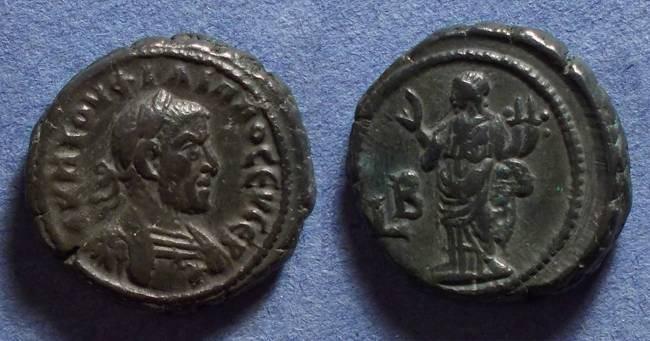 Ancient Coins - Roman Egypt, Philip 244-9, Tetradrachm