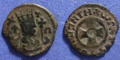 Ancient Coins - Axum, Anonymous Circa 460 AD, AE