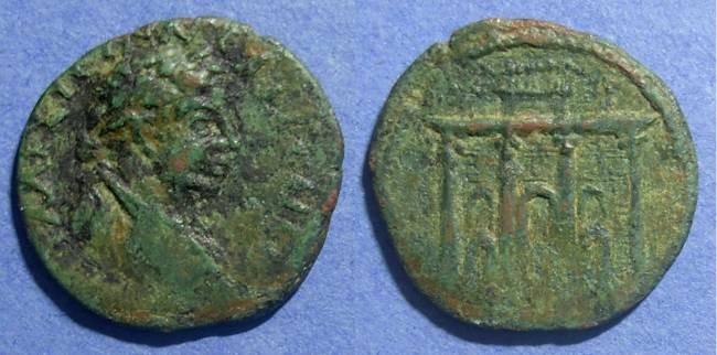 Ancient Coins - Parium Mysia, Gallienus 253-268 AD, AE26