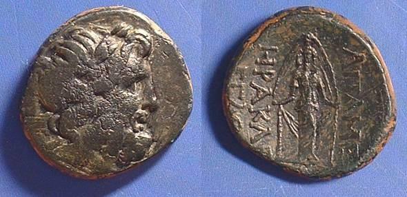 Ancient Coins - Apameia Phrygia AE21 133-48 BC