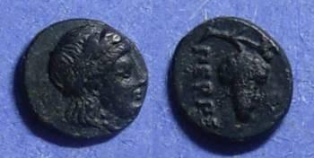 Ancient Coins - Perperene, Mysia Circa 150 BC, AE9