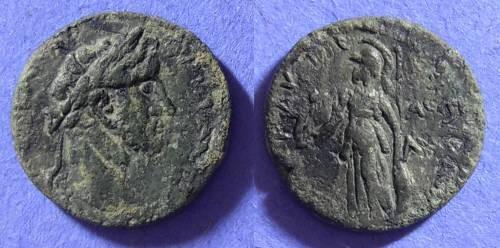 Ancient Coins - Antoninus Pius 138-161AD - AE23 of Seleucia ad Calycadnum, Cilicia