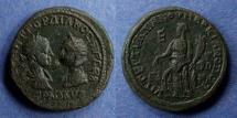 Ancient Coins - Macianopolis, Moesia Inferior, Gordian III and Tranquillina 238-244, Pentassarion