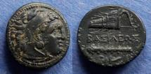 Ancient Coins - Macedonian Kingdom, Alexander III Struck 323-310 BC, AE20
