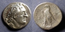 Ancient Coins - Egypt, Ptolemy II 285-246 BC, Tetradrachm