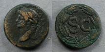 Ancient Coins - Antioch Seleucis & Pieria, Domitian 81-96, AE27