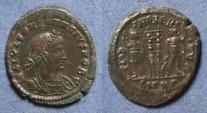 Ancient Coins - Roman Empire, Constantius II (Caesar) 324-337, AE3