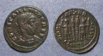 Ancient Coins - Roman Empire, Constans (Caesar) 333-337, AE3