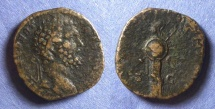 Ancient Coins - Roman Empire, Septimius Severus 193-211, Sestertius