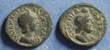 Ancient Coins - Bostra Arabia, Julia Mamaea 222-235, AE20