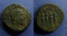 Ancient Coins - Roman Empire, Philip 244-9, Sestertius