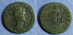 Ancient Coins - Roman Empire, Nerva 96-98, Aes