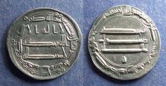World Coins - Abbasid, Al-Rashid 170-193 AH/ 786-809 AD, Dirhem
