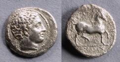 Ancient Coins - Thessaly, Phalanna Circa 350 BC, Drachm