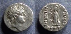 Ancient Coins - Kings of Cappadocia, Ariarathes VII 116-101 BC, Drachm