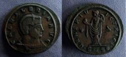 Ancient Coins - Roman Empire, Galeria Valeria 308-311, Follis