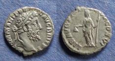 Ancient Coins - Roman Empire, Commodus 177-192, Denarius