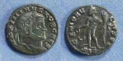 Ancient Coins - Roman Empire, Maximinus II Daia (as Caesar) 305-9, Follis