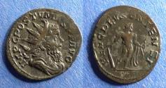 Ancient Coins - Gallic Suseccionist Empire, Postumus 259-269, Antoninianus