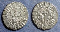 Ancient Coins - Armenia, Levon 1198-1219, Tram