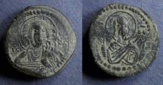 Ancient Coins - Byzantine Empire, Anonymous Class G 1068-71, Follis