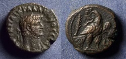 Ancient Coins - Roman Egypt - Alexandria, Gallienus 253-268, Tetradrachm