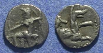 Ancient Coins - Cilicia, Tarsus Circa 350 BC, Obol