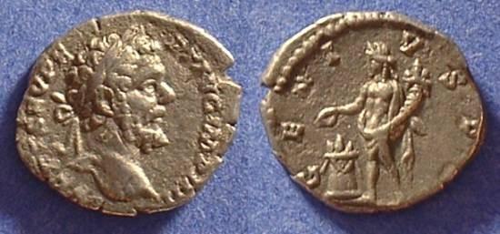 Ancient Coins - Septimius Severus 193-211AD Denarius