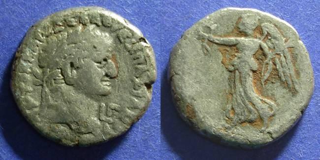 Ancient Coins - Roman Egypt, Vespasian 69-79 AD, Tetradrachm