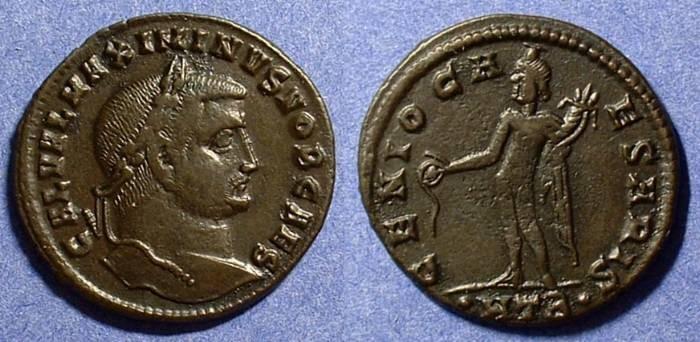 Ancient Coins - Maximinus II Daia (as Caesar) 305-8 Follis