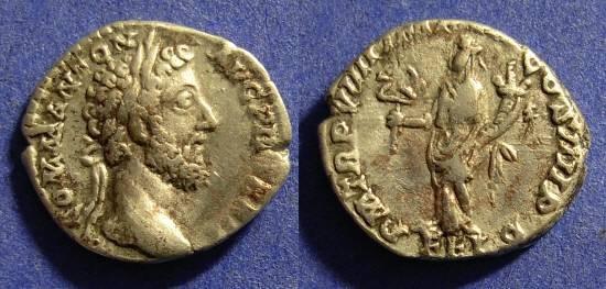 Ancient Coins - Commodus 177-192 AD Denarius