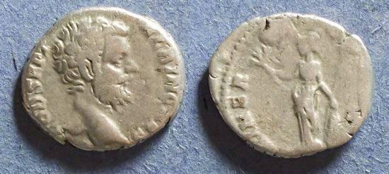 Ancient Coins - Roman Empire, Clodius Albinus (as Caesar) 193-5, Denarius