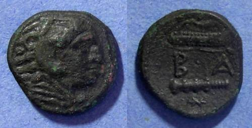 Ancient Coins - Macedonian Kingdom, Alexander III 336-323 BC, AE17